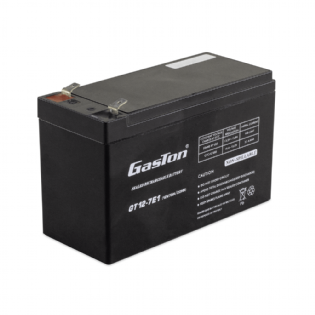 Bateria Selada 12V Nobreak/Central Alarme 7Ah Force Line