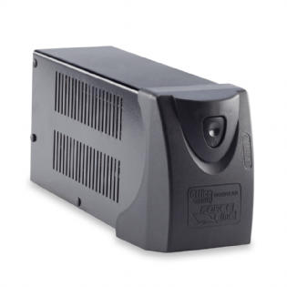 NOBREAK  OFFICE SECURITY MONOVOLT 700 VA PRETO FORCELINE